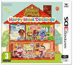 Animal Crossing (Happy Home Designer) - Nintendo 3DS