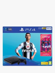 Sony PS4 Slim 1TB Fifa 19 Console