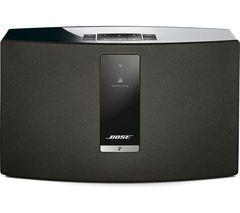 BOSE SoundTouch 20 Series III Wireless Smart Sound Multi-Room Speaker - Black