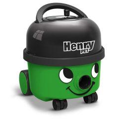 Henry Pet Vacuum Cleaner - Green/Black