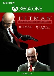 Hitman HD Enhanced Collection - Instant Digital Download