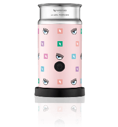 Nespresso x Chiara Ferragni Aeroccino 3 Milk Frother - Pink