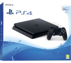 Sony PS4 500GB Console - Black