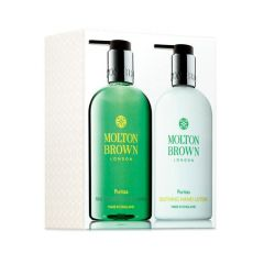 Molton Brown Puritas Hand Wash & Hand Lotion