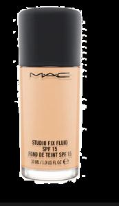 MAC STUDIO FIX FLUID SPF15 FOUNDATION 30ML SHADE-NC15