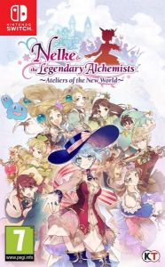 Nelke & the Legendary Alchemists: Ateliers of the New World - Nintendo Switch Edition