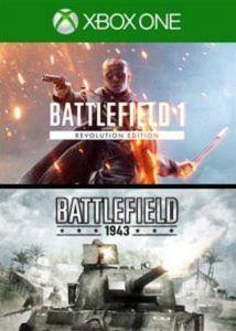 Battlefield 1™ Revolution & Battlefield 1943™ Bundle -  Instant Digital Download