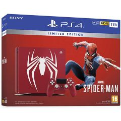 Sony PS4 1TB Limited Edition Marvel's Spider-Man Console