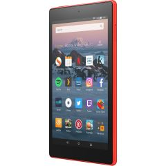 Amazon fire HD 8 with Alexa tablet 8 inch 16GB RED