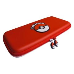 Nintendo Switch Official Licensed Pokemon Pouch Travel Case Bag Red