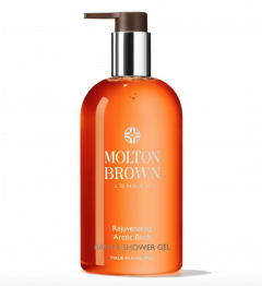 Molton Brown REJUVENATING ARCTIC BIRCH Bath & Shower Gel - 300ml