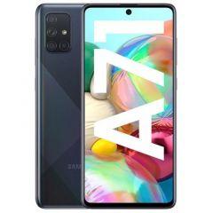 SAMSUNG GALAXY A71 SMARTPHONE - 4G, 6GB RAM, 128GB STORAGE, BLACK