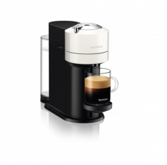 Nespresso Vertuo Next Coffee Machine In White & Selected Coffee