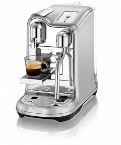 Nespresso Creatista Pro by Sage Coffee Machine - Silver