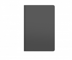 Samsung Galaxy Tab A7 Book Cover - Black