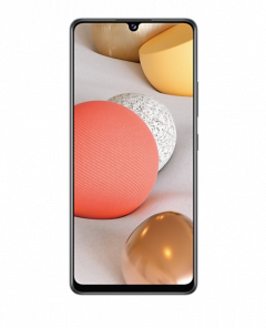 Samsung Galaxy A42 5G Smartphone - 4GB RAM, 128GB Storage, Prism Dot Black
