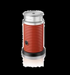 Nespresso Aeroccino 3 Milk Frother - Red