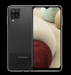 Samsung Galaxy A12 Smartphone - 4G, 64GB Storage, 4GB Ram, Black