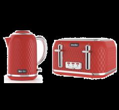 Breville Curve Kettle & Toaster Bundle Multi Colour Option - Buy & Save