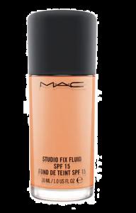 MAC Studio Fix Fluid Foundation SPF 15 30ML- Shade: C3.5