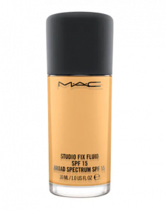 Mac Studio Fix Fluid SPF 15 Foundation 30ml Shade:  C45
