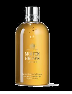Molton Brown Suma Ginseng Bath & Shower Gel - 300ml