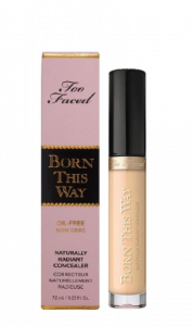 TOO FACED BORN THIS WAY OIL-FREE NATURALLY RADIANT CONCEALER 7ML - SHADE:  Dark