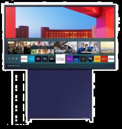 "Samsung QE43LS05TCUXXU 43"" Sero QLED 4K HDR Smart TV with Rotating Screen (2021 Edition)"