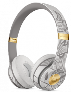 Beats by Dre Solo3 Wireless Headphones - Chinese New Year Special Edition Blade Grey