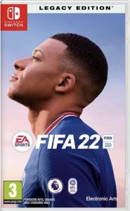 Fifa 22 - Nintendo Switch Legacy Edition