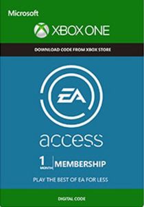1 Month EA Access - Xbox One UK - Instant Digital Download