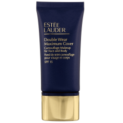 Estee Lauder Double wear Maximum cover Camouflage Makeup for face and body SPF15 30ml - 4N2 SPICED SAND
