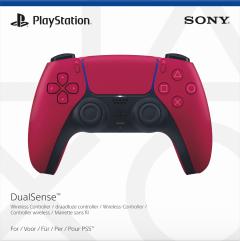 DualSense™ Cosmic Red wireless controller