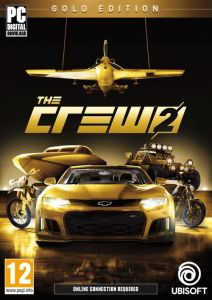 The Crew 2: Gold Edition -Uplay - PC Edition - Instant Digital Download