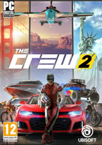 The Crew 2 (PC code - Uplay) - PC Edition - Instant Digital Download