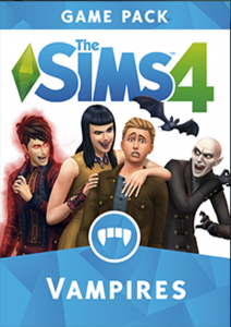 The Sims 4 - Vampires Game Pack PC Worldwide DC