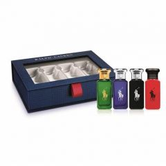 Ralph Lauren World of Polo Fragrance Gift Set