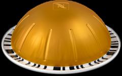 Nespresso Voltesso Vertuo Coffee Capsules - 10 Capsules