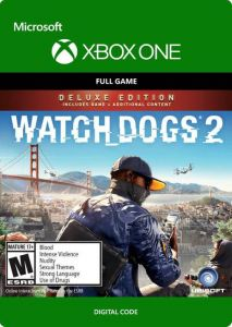 Watch Dogs®2 - Deluxe Edition Xbox One instant Digital Download