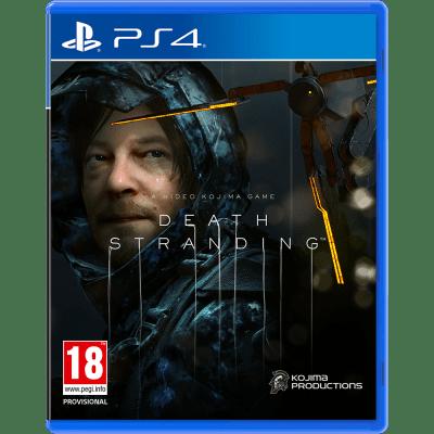 Death Stranding - PS4 Standard Edition