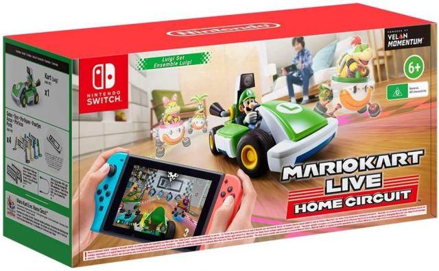 Mario Kart Live: Home Circuit - Luigi - Nintendo Switch