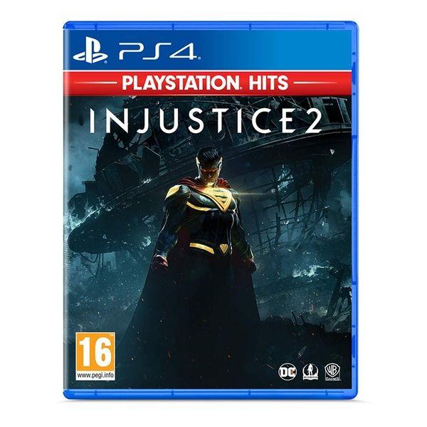 Injustice 2 PS4 Game (PlayStation Hits)