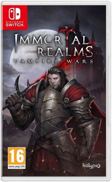 Immortal Realms: Vampire Wars - Nintendo Switch