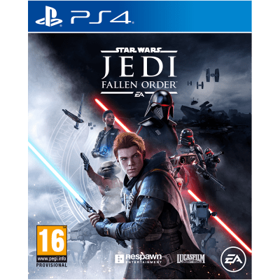 Star Wars Jedi: Fallen Order - PS4 Standard Edition