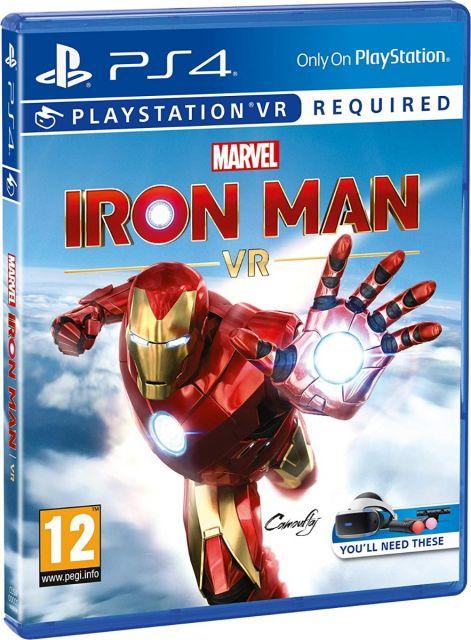 Marvel's Iron Man VR - PS4