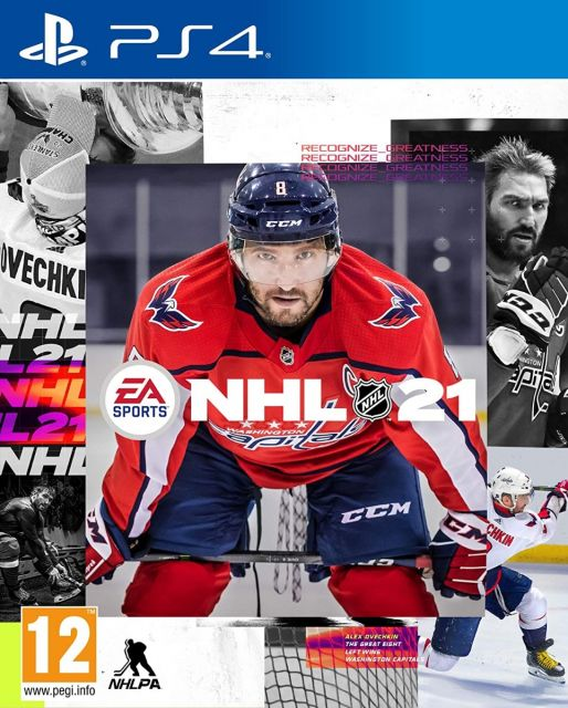 NHL 21 - PS4/Standard Edition