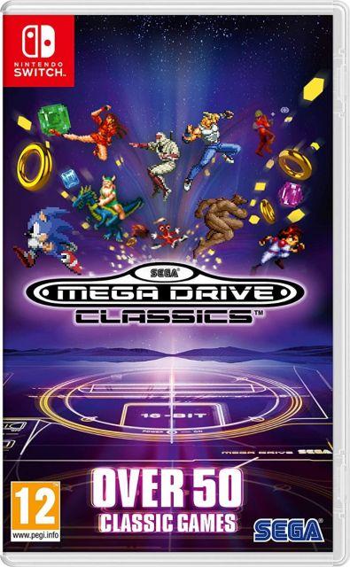 SEGA Mega Drive Classics - Nintendo Switch