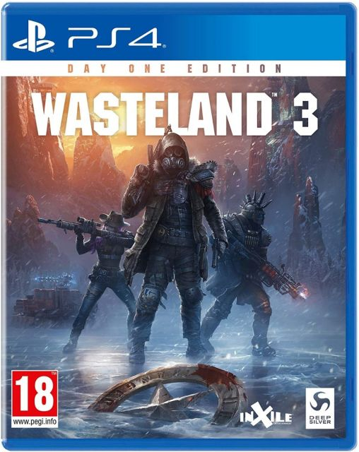 Wasteland 3 - PS4/Day One Edition
