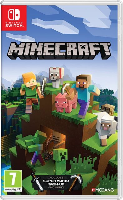 Minecraft - Nintendo Switch/Standard Edition