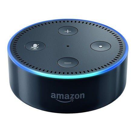 Amazon Echo Dot Smart Device with Alexa Voice Recognition & Control, Black